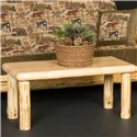 NorthShore by Becker Wilderness Coffee Table - Item Number: VFLPCTC