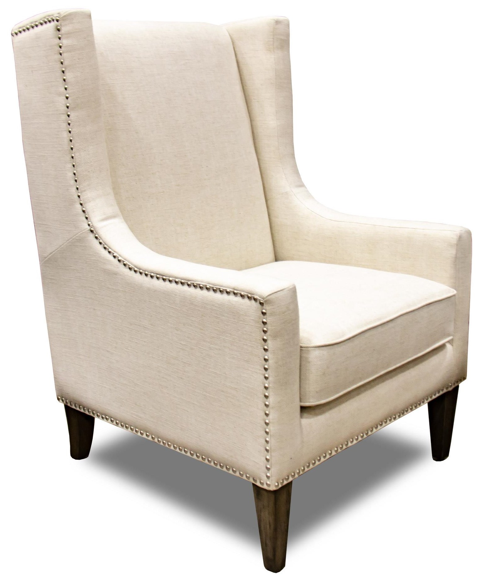 Villa Home Collection Erie Club Chair Erie Ivory Club Chair - Item Number: 53051053