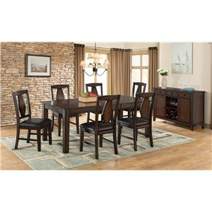 Dining Group By Vilo Home