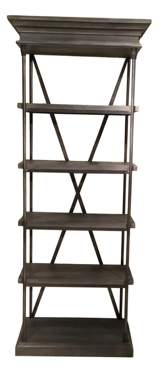 Vintage Accents Addison Small Bookcase - Item Number: F-JON90-DB