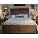 Vintage Lake Suite Collection King Bed - Item Number: MIC-LAKE-KHB
