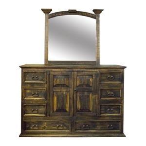 Vintage Oasis Dresser/Mirror