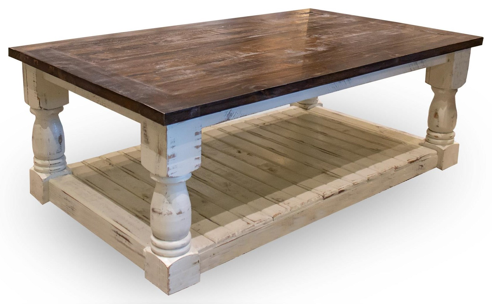 new product 32111 cdfb5 Occasional Tables Vineyard Coffee Table by Vintage at Great American Home  Store