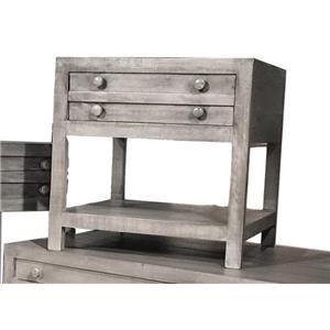 Toluca Granite End Table