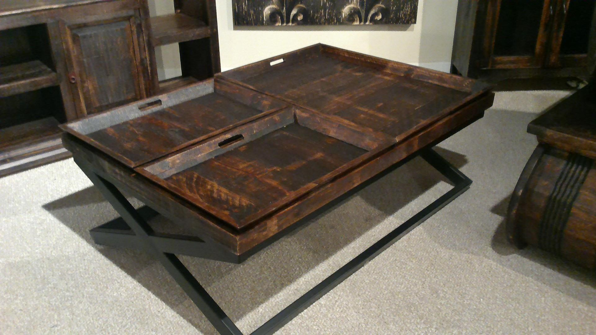 Vintage Occasional Tables VINTA F JON120CEI RODEO Coffee Table