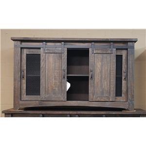 """60"""" Mesh Door TV Stand"""