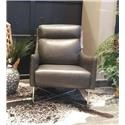 Violino 1064 Leather Arm Chair - Item Number: 1029998