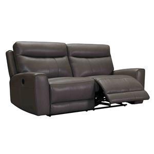 31662 Grey Power Motion Sofa