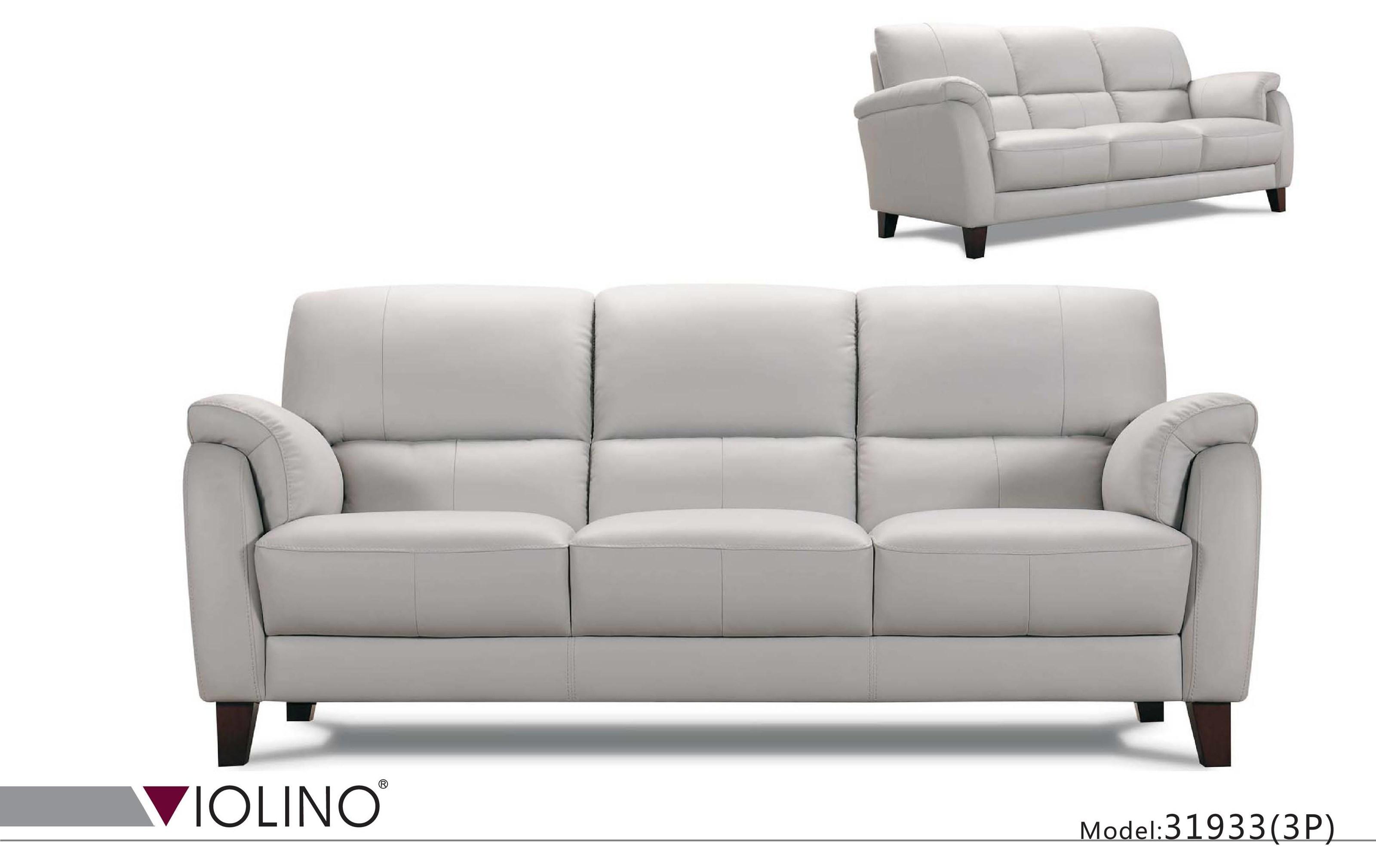 Violino 31933 Sofa - Item Number: 31933 LM 3P-PLPSM3038