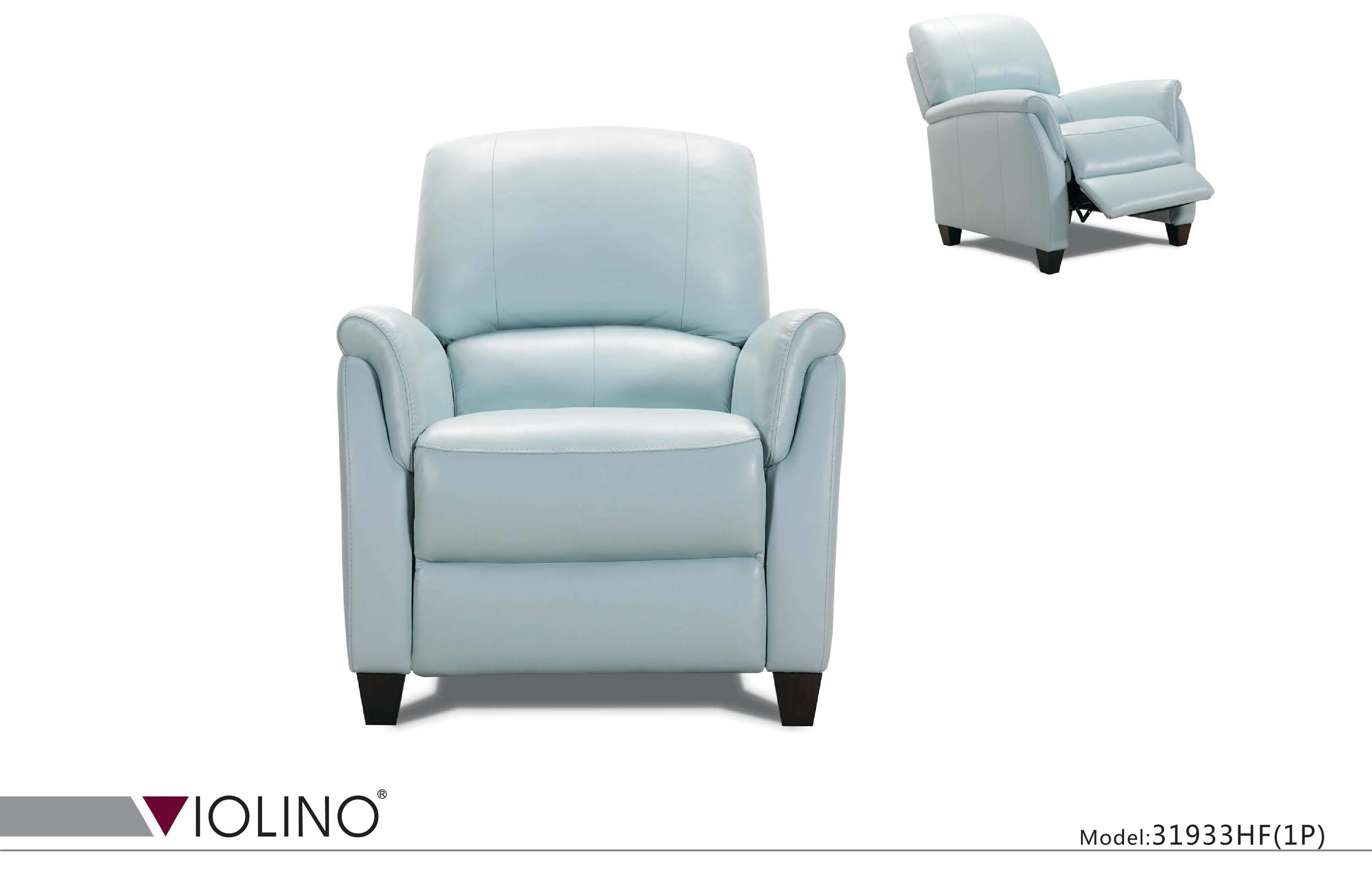 Violino 31933 Push Back Recliner - Item Number: 31933-M3023
