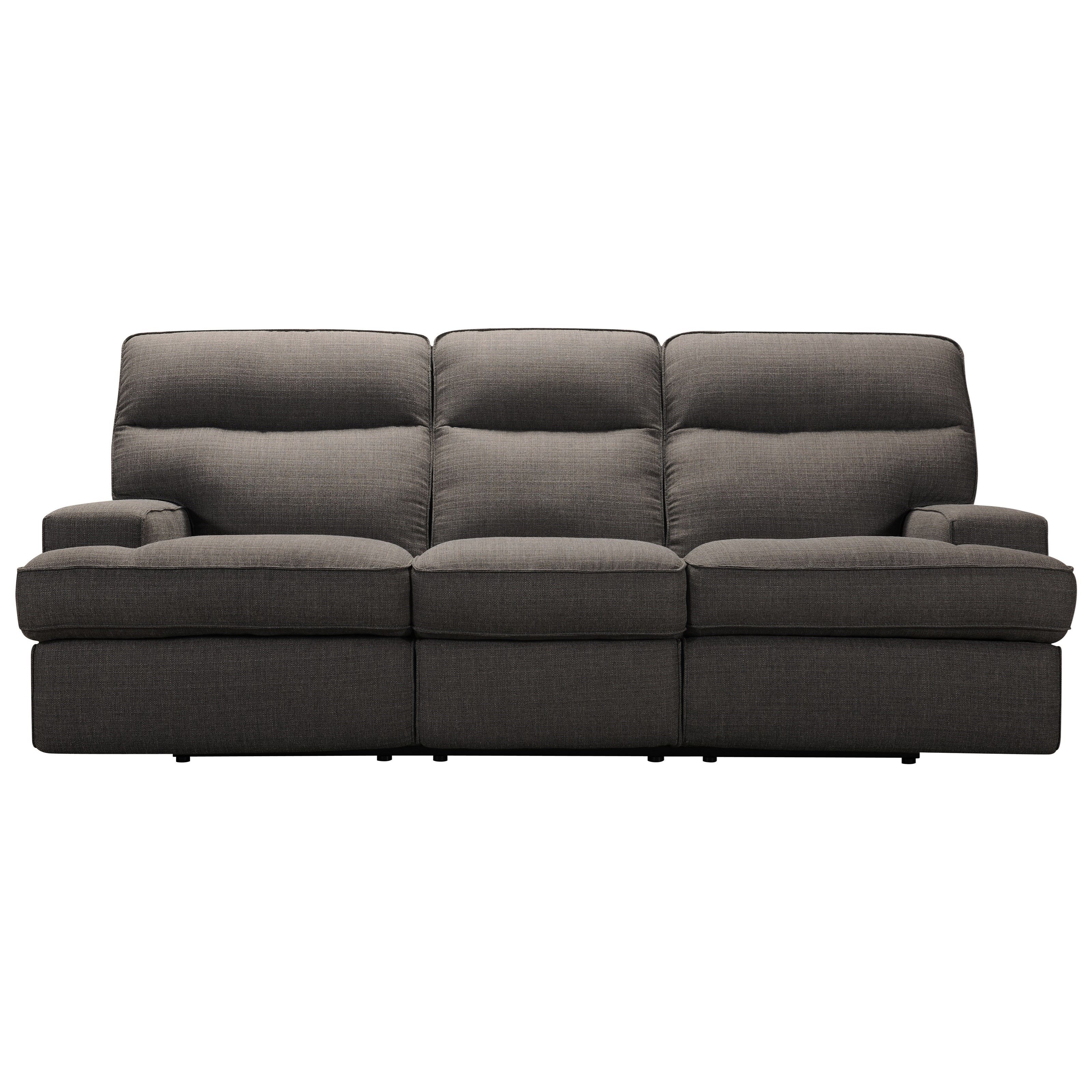 Sarah Randolph Designs 32146 Power Reclining Sofa with Power Headrests - Item Number: 32146EM-FK-3PEMH-TX2233