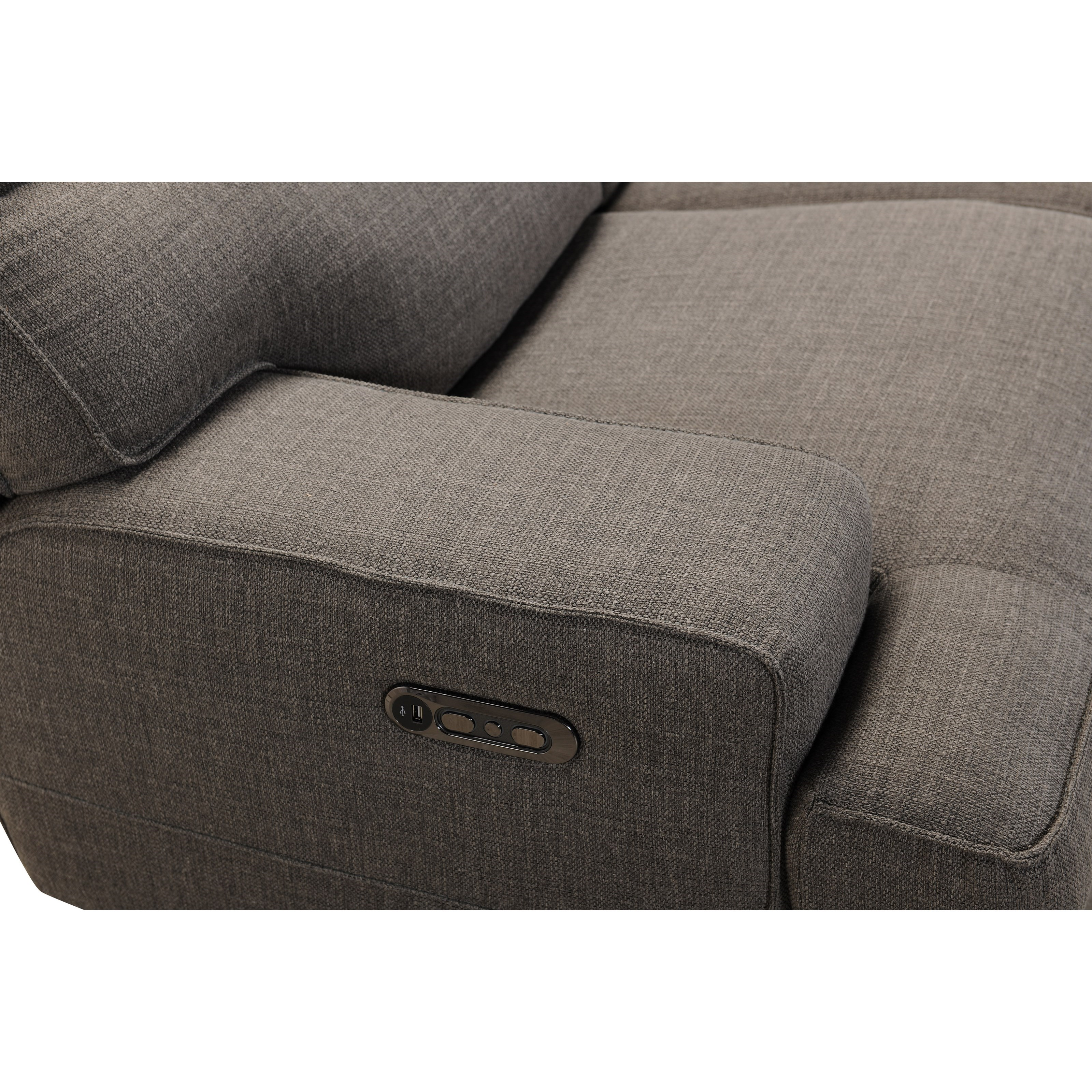 Leather Sofa Repairs Bromley: Violino 32146 Contemporary Power Reclining Sofa With Power