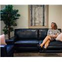 Violino 32644EC Leather Power Reclining Sofa - Item Number: 978249