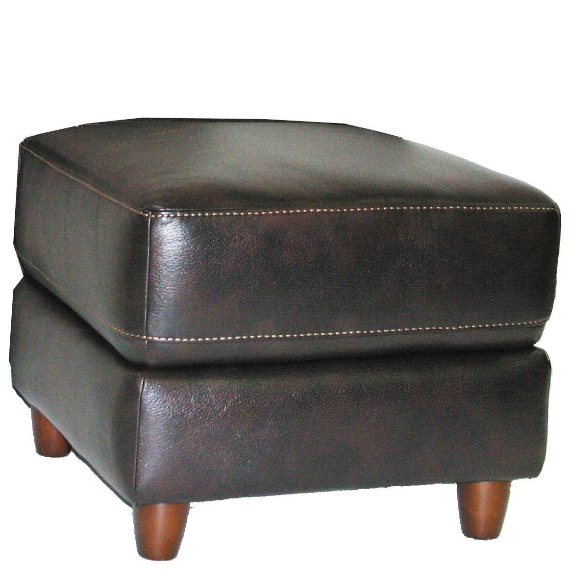 3356 Ottoman by Violino at Furniture Superstore - Rochester, MN