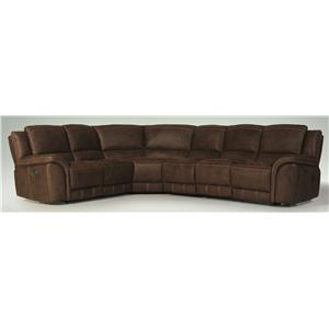 Violino 3478RC-FK Reclining Sectional Sofa