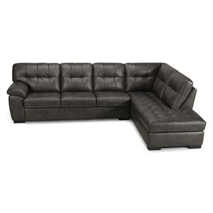 Becker 1950 3638 Sectional Sofa with Chaise