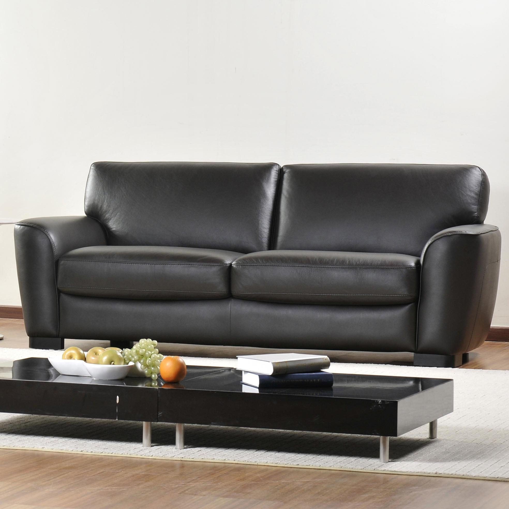 Violino Leather Sofa Sofa Galleries