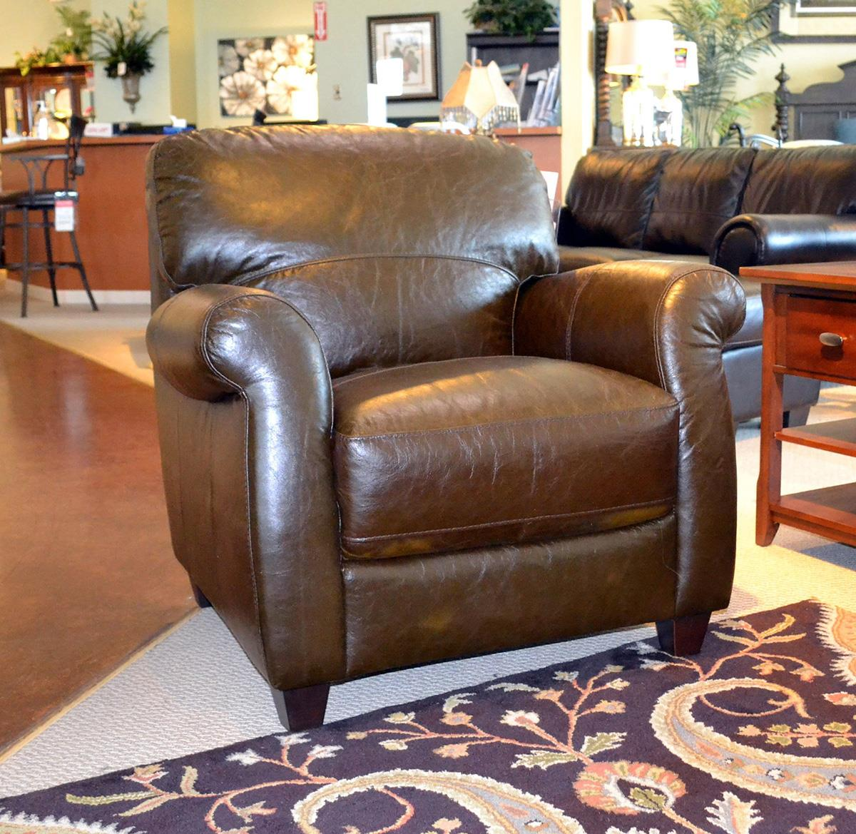 Belfort Select Abbott Chair - Item Number: 8682-1P
