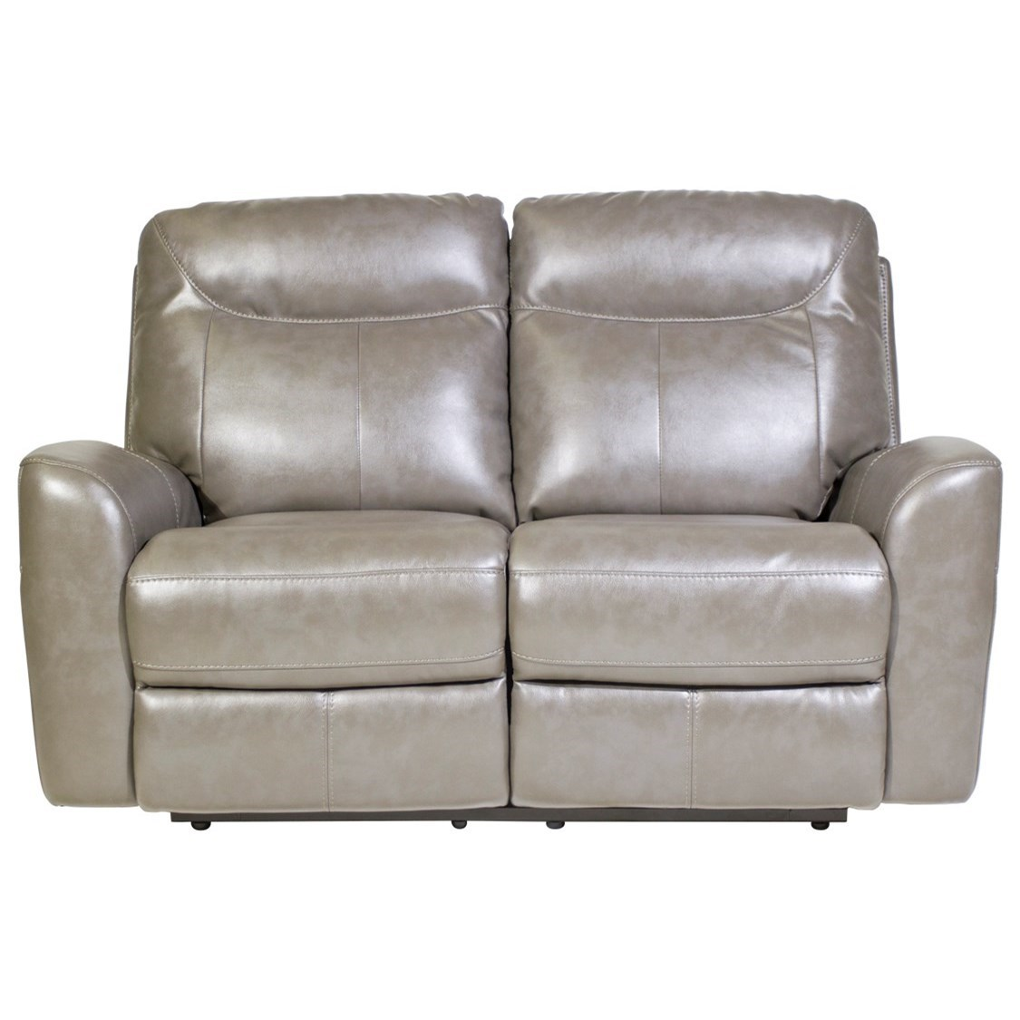 Violino Broadway Reclining Loveseat - Item Number: 30914EM-FK-2P