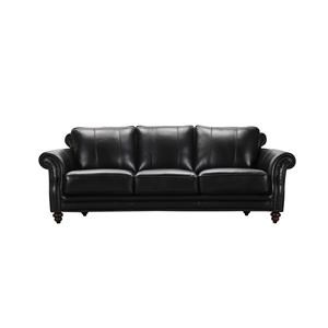 Traditional Rolled Arm Sofa