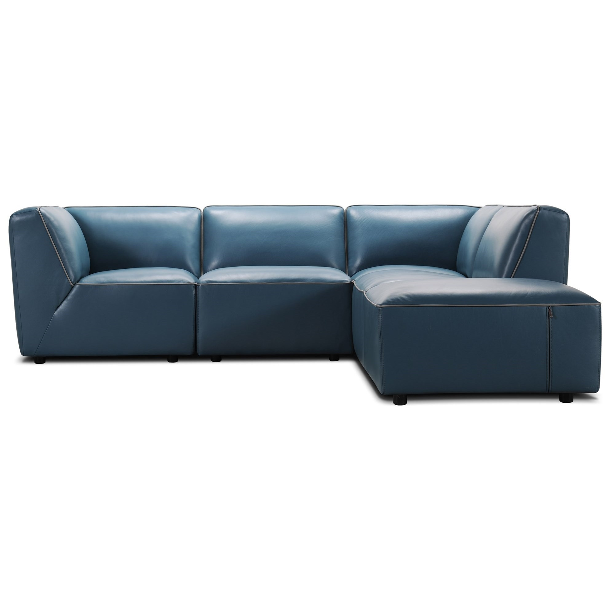Violino Ellie Sectional HomeWorld Furniture Sectional Sofas