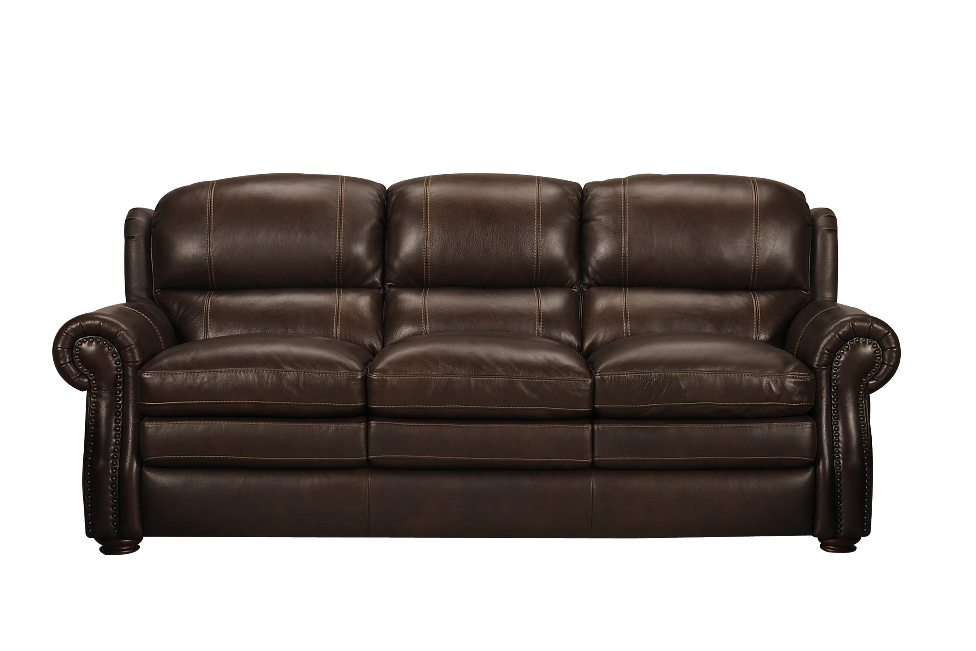 Violino 3555 Leather Sofa Dunk & Bright Furniture Sofas