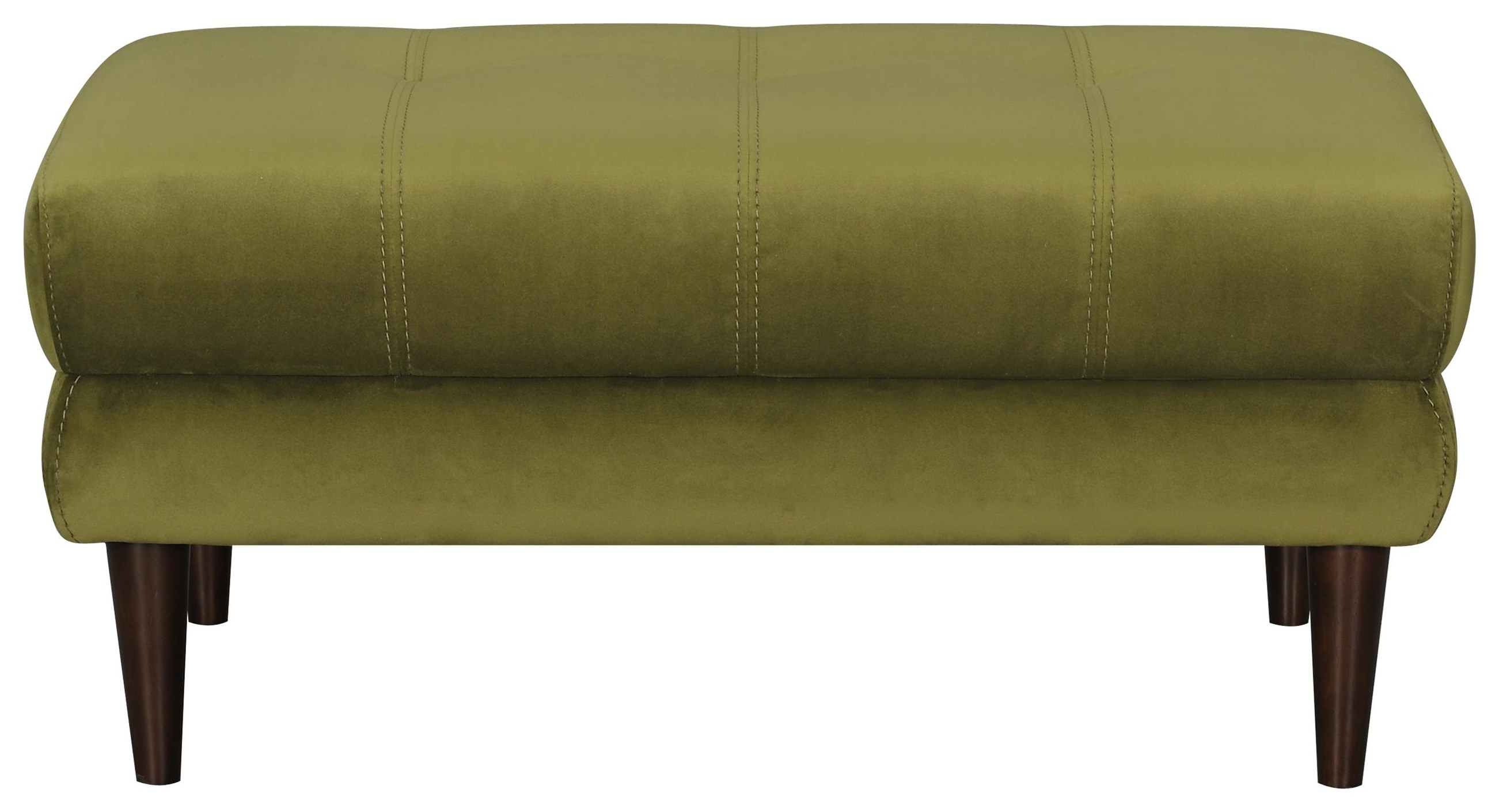 Olivia Ottoman by Violino at Red Knot