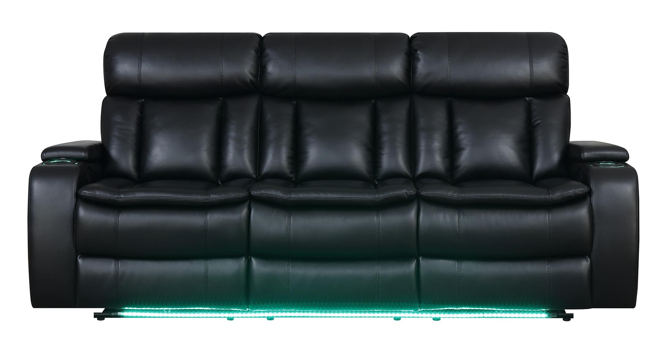 Vogue Home Furnishings PX3003 Reclining Sofa - Item Number: PX3003-03-N2