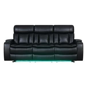 Vogue Home Furnishings PX3003 Reclining Sofa