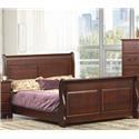 Vokes Furniture Georgian Bay Sleigh Queen Footboard - Item Number: 1030231