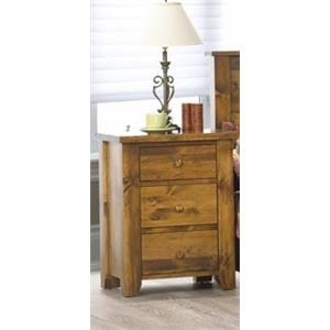 2 Drawer Night Table