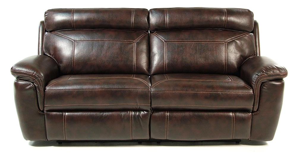 Madison Manor Caleb Power Reclining Sofa - Item Number: 9176-3