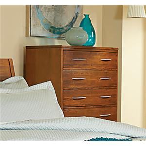 Madison Manor Bostonian Mahogany Chest