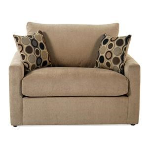 Madison Manor Sleepers Contemporary Twin Sleep Sofa