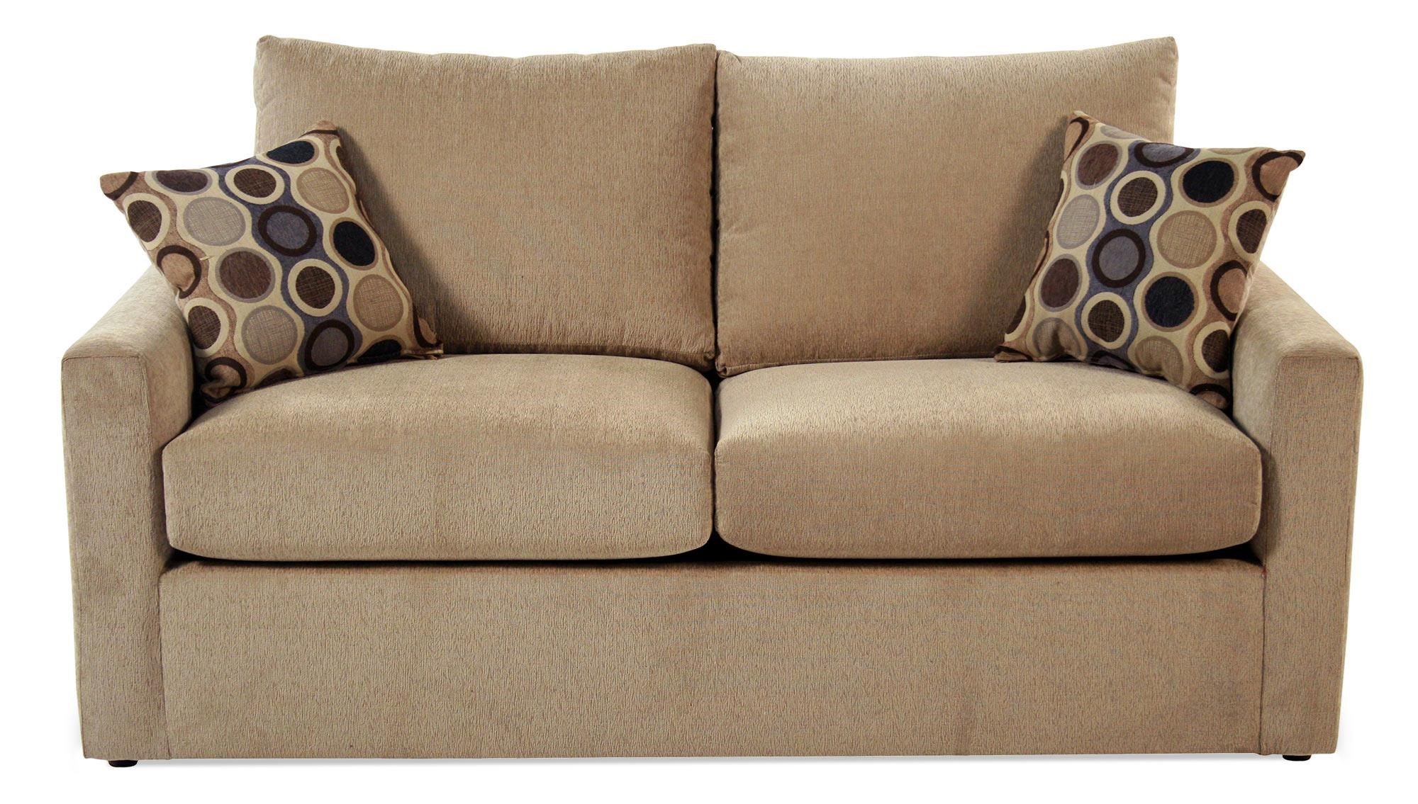 Madison Manor Sleepers Contemporary Full Sleep Sofa - Item Number: 4446