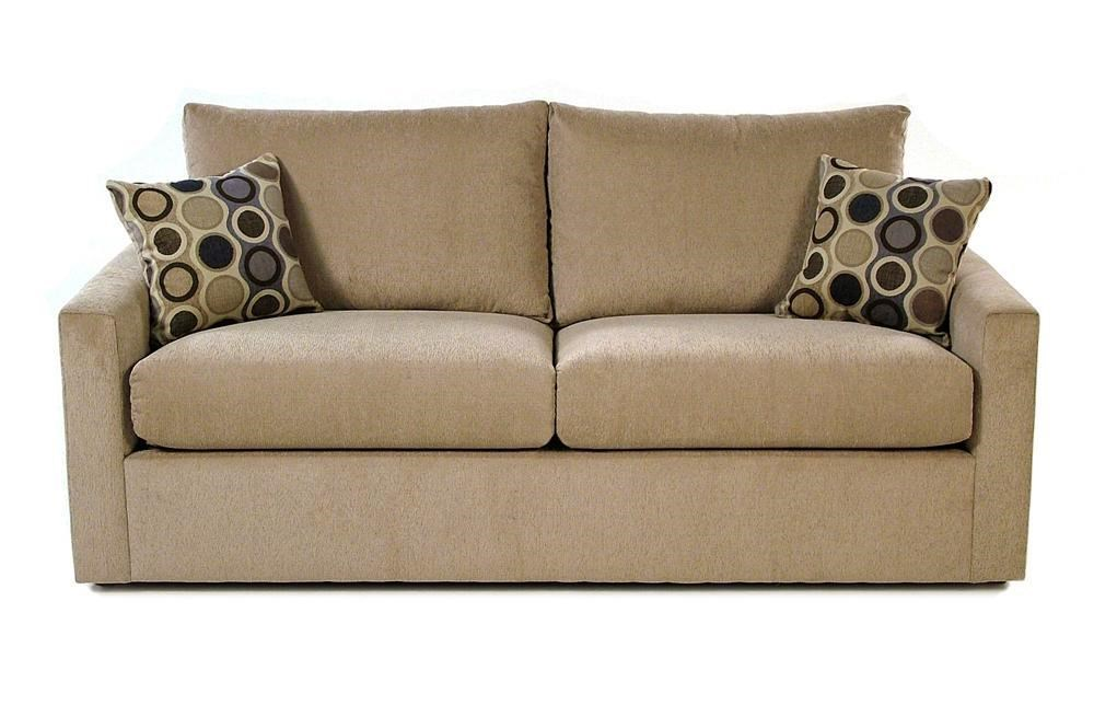 Madison Manor Sleepers Contemporary Queen Sleep Sofa - Item Number: 4450