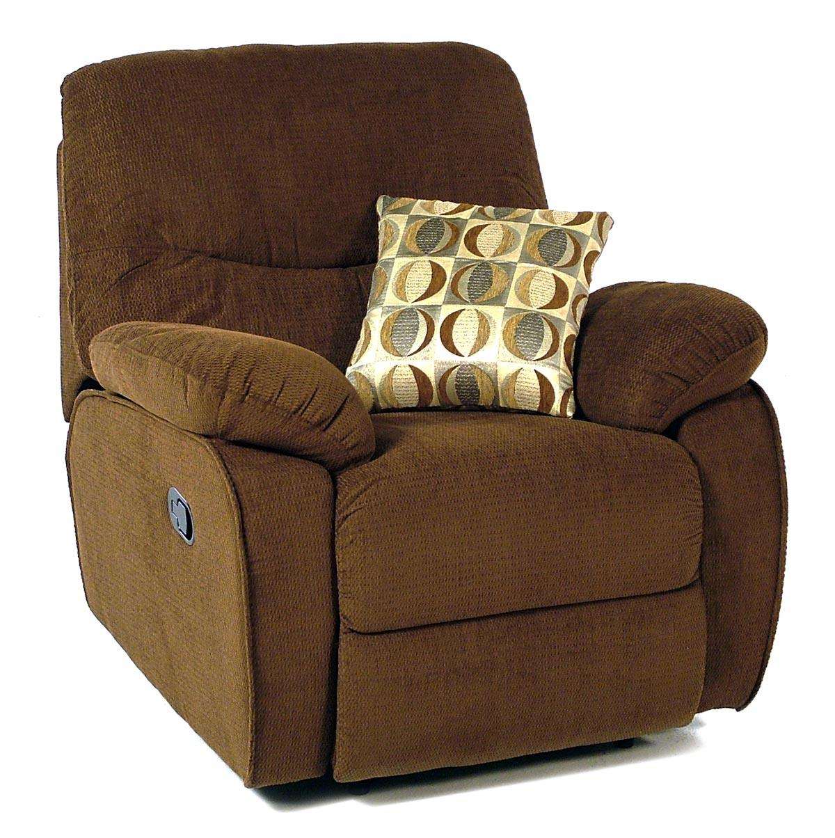 Madison Manor Taurus Casual Style Recliner - Item Number: 412-1