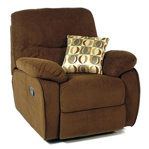 Madison Manor Taurus Casual Style Recliner