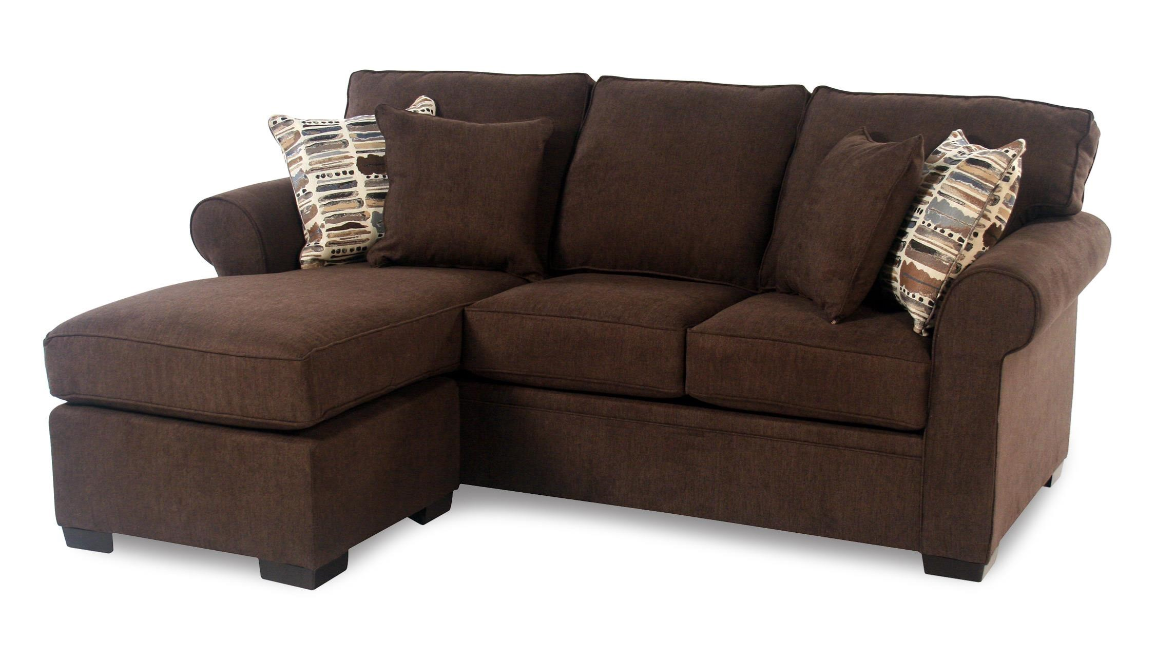 Queen Sleeper Chaise Sectional