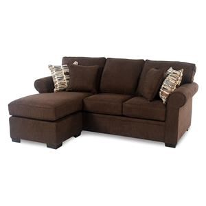 Madison Manor Manor Sleep Queen Sleeper Chaise Sectional