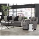 Washington 1020 Sofa and Chair - Item Number: PKG10200SC