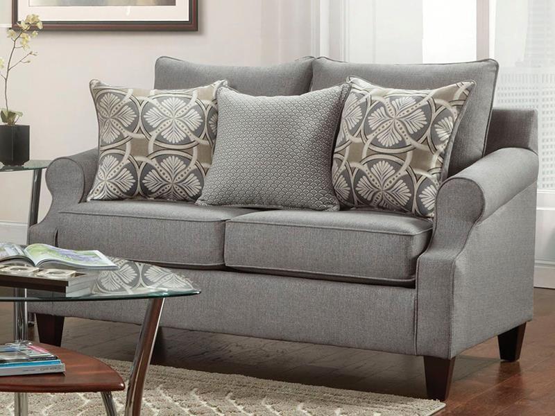 Washington Furniture Bay Ridge Loveseat - Item Number: 1092-756