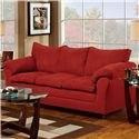 Washington Furniture 1150 Sofa - Item Number: 1150-S Rerock