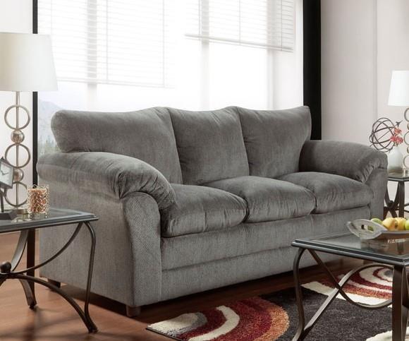 1153 Grey Sofa