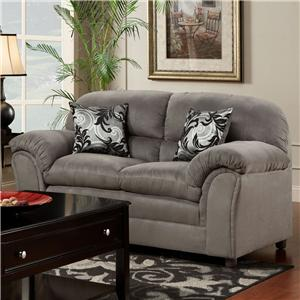 Washington Furniture 1250 Loveseat