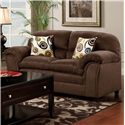 Washington 1250 Loveseat - Item Number: 1250L