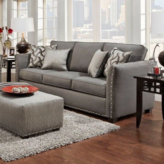 Washington Furniture 1380 Washington Sofa - Item Number: 1383-810