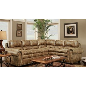 Washington Furniture 1450 Washington Sectional