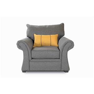 Washington Furniture 1560 Jitterbug Gray Chair