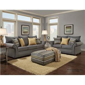 Washington Furniture 1560 Living Room Group